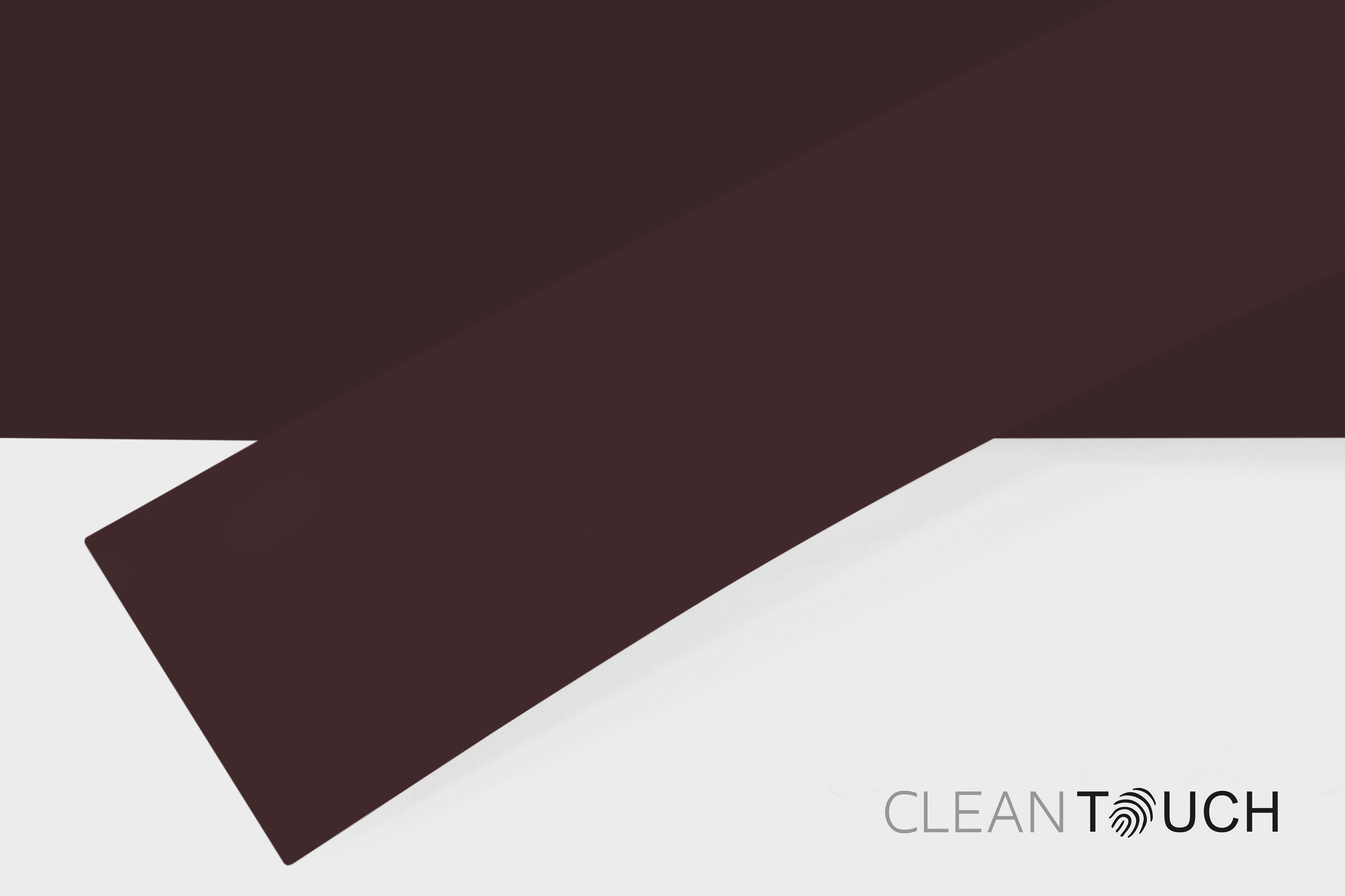 Clean Touch Burgundy